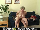 Old woman, Grandmother, Pussy, Mature, Cock, Old, Swallow, Game, Skinny, Big cock, Granny, Monster cock, Young