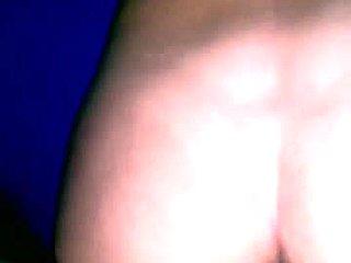 stor svart dildo anal hook