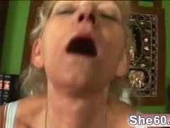 Grandmother, Blonde, Anal, Slut, Assfucking, Fucking, Whore, Granny, All holes, Hardcore, Mature