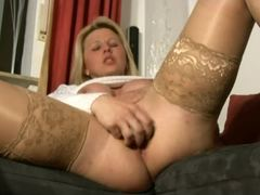 Sex, Pussy, Toys, Beer, High definition, Orgasm, Fisting, Stockings