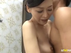 Aged, Mature, Milf, Legs, Japanese, Ass, Stockings, Asian, Old