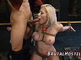 Sex, Blonde, Slave, Fetish, Deepthroat, Rough, Choking, Gagging, High definition, Oral, Ebony, Black, Bdsm, Big tits