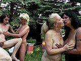 Group, Mommy, High definition, Mature, Old, Granny, Crazy, Grandmother, Teen, Lesbian, Sex, Young