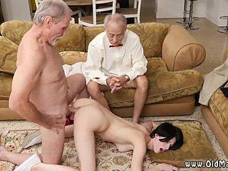 Ebony πισινό σεξ